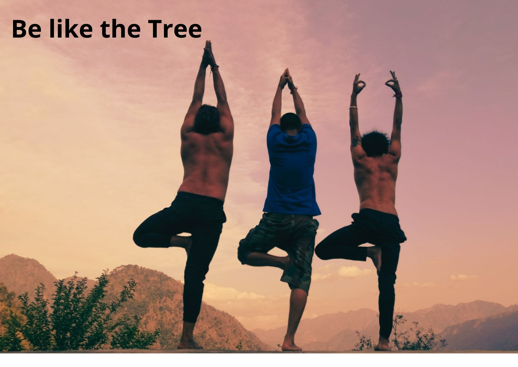Be like the Tres