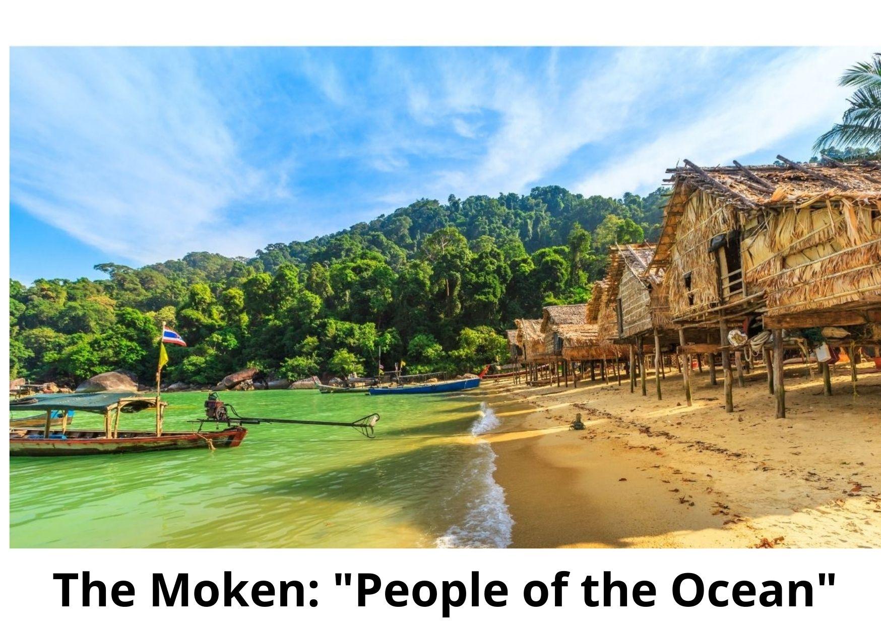 The Moken People of the Ocean (3)